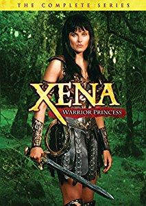 Xena: Warrior Princess - The Complete Series Amazon $37.49.