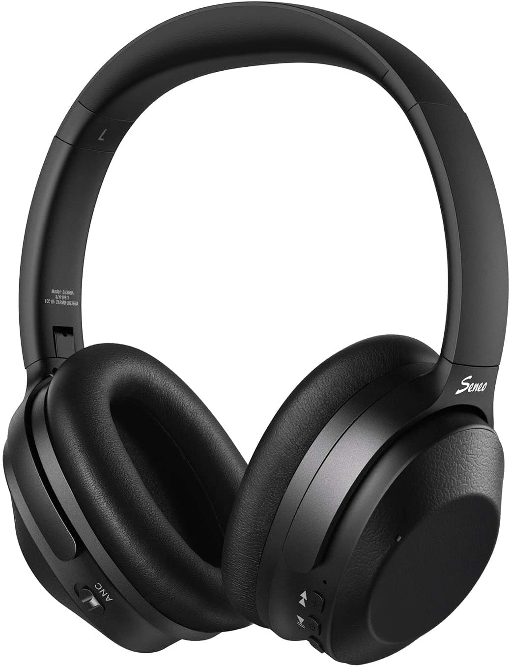 Seneo H12 Hybrid Active Noise Cancelling  Wireless Headphones for $16.45 + FS with Prime