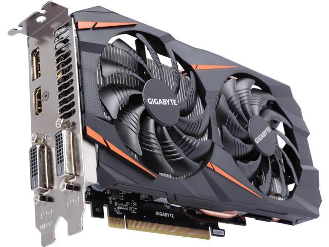 $225 GIGABYTE GeForce GTX 1060  3GB 192-Bit GDDR5 for $219 + $5 S/H at Newegg & Newegg eBay store