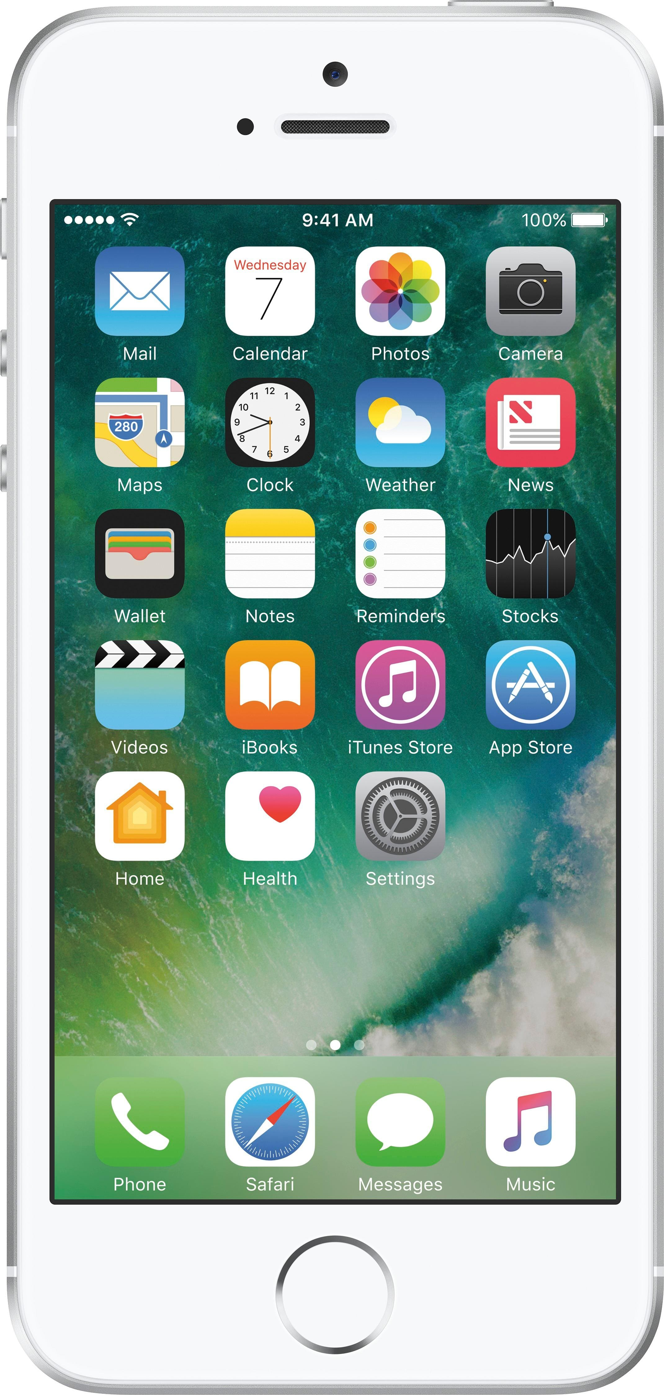 Unlocked iPhone SE 32GB $199 - Silver (Verizon) YMMV