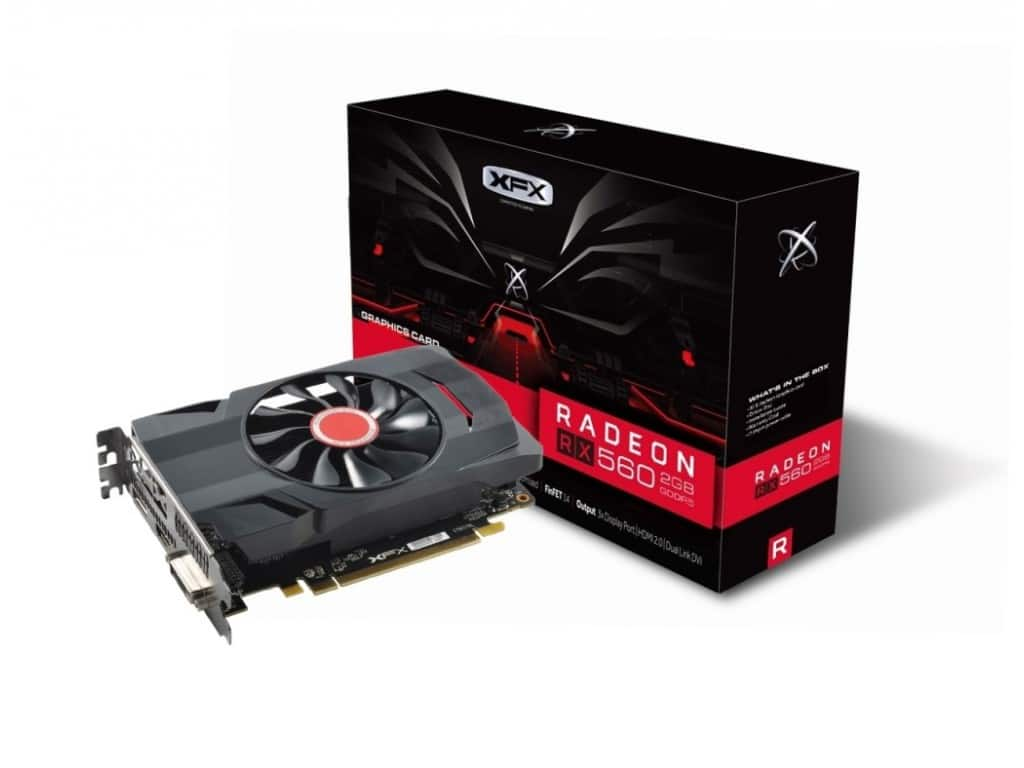 XFX AMD Radeon 560 D 2GB GDDR5 $93.49 after Staples coupon YMMV