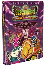 PC Game Collector's Edition w/ Steelbook: Guacamelee, Axiom Verge $5 Each & More + Free Store Pickup - Gamestop