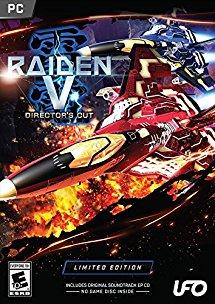 Raiden V - PC - Physical- Amazon $12.88 + FS Prime