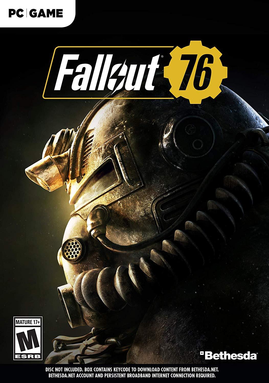 Fallout 76 PC - $17 - Amazon