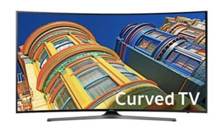 "55"" Samsung UN55KU6500 Curved 4K UHD Smart LED HDTV + $300 Dell eGift Card $899 + Free Shipping"