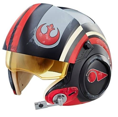 Star Wars The Black Series Poe Dameron Electronic X-Wing Pilot Helmet for $23.98 @ Target Store Clearance YMMV