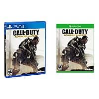 Groupon Deal: Call of Duty: Advanced Warfare for PS4 or Xbox One - For $34.99 + Free $15.01 Groupon Credit @ Groupon with Kroger GC Discount.