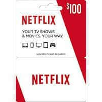 eBay Deal: $100 Netflix Gift Card For $85 @ Best Buy on eBay (YMMV)