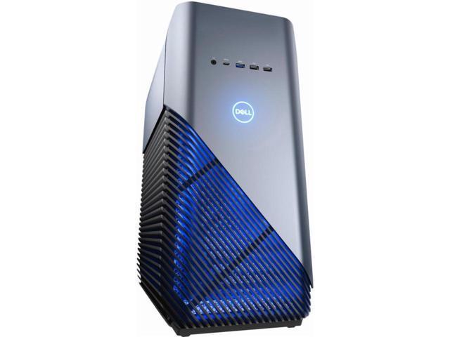 Dell Inspiron 5680 Gaming Desktop Intel Core i7-8700 16 GB Memory 256 GB M.2 SSD + 1 TB HDD NVIDIA GeForce GTX 1070 8GB GDDR5 Windows 10 Home + $100 Newegg Gift Card $1279.99