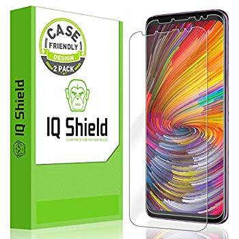 IQ Shield LiQuidSkin -Samsung Galaxy S9  Screen Protector 2 Pack- ($2.83 Shipped) + Lifetime Replacement Amazon Prime