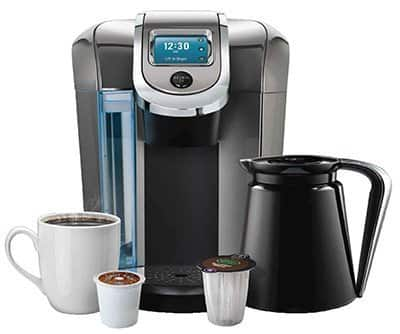 Keurig K575 Coffee Maker Platinum - $129.95 @ Amazon