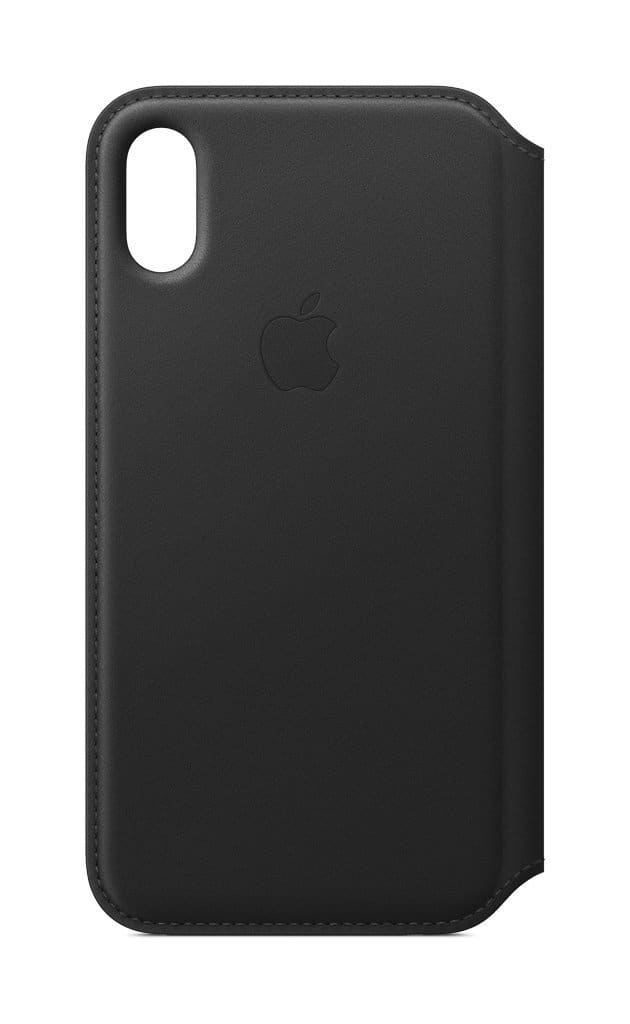 Apple iPhone X Leather Folio for $54.99