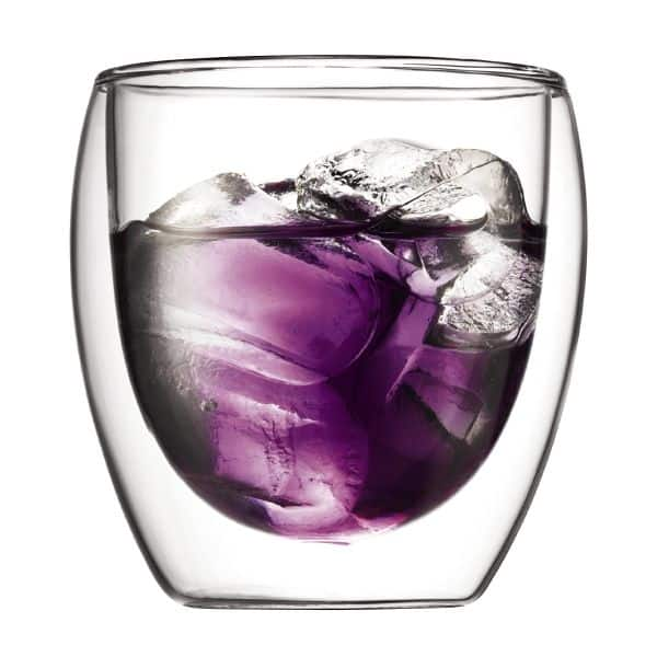 Bodum Pavina Double-Wall Insulate Glass 8 oz 2 count $ 12.99 12 oz 6 count $29.99 FS over $25