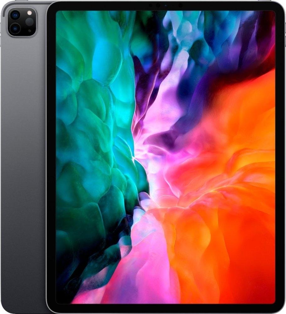 """Refurbished Apple iPad Pro (12.9"""") 4th Gen 256GB Space Gray Wi-Fi MXAT2LL/A (Latest Model) - $699.99"""