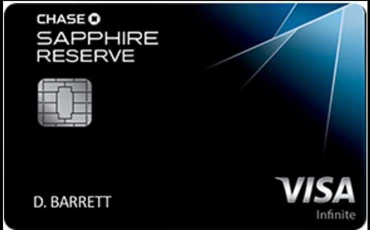 Chase Sapphire Reserve Application Page is LIVE. NO Sign up bonus YET