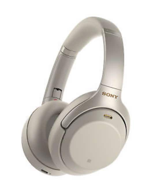 Sony WH1000XM3 Bluetooth Noise Canceling Headphones (Refurb) $230 + Free Shipping
