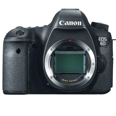 Canon 6D at Newegg for $1199 with Promo Code