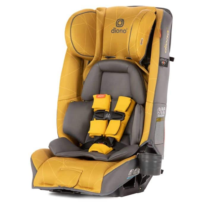 Diono Radian 3 RXT All-in-One Convertible Car Seat $191.99 + tax (free shipping)