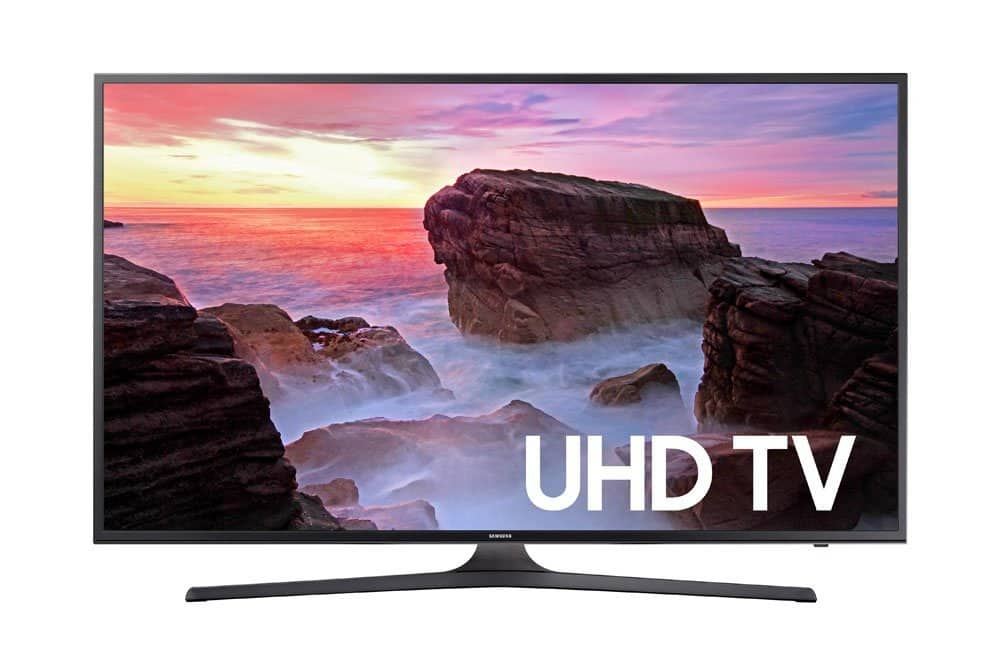 Samsung Electronics UN50MU6300 50-Inch 4K Ultra HD Smart LED TV $407.99 at Amazon