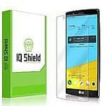 IQShield LiquidSkin LG G4  Screen Protectors $0.95 at Amazon.Com