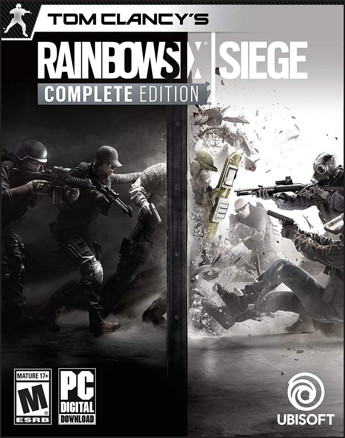 PCDD: Tom Clancy's Rainbow Six Siege Year 3 Complete Edition