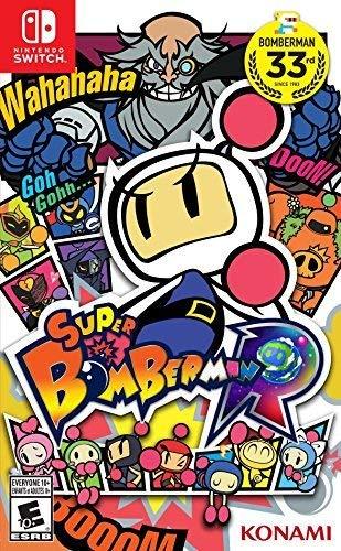 Super Bomberman R - $16.72