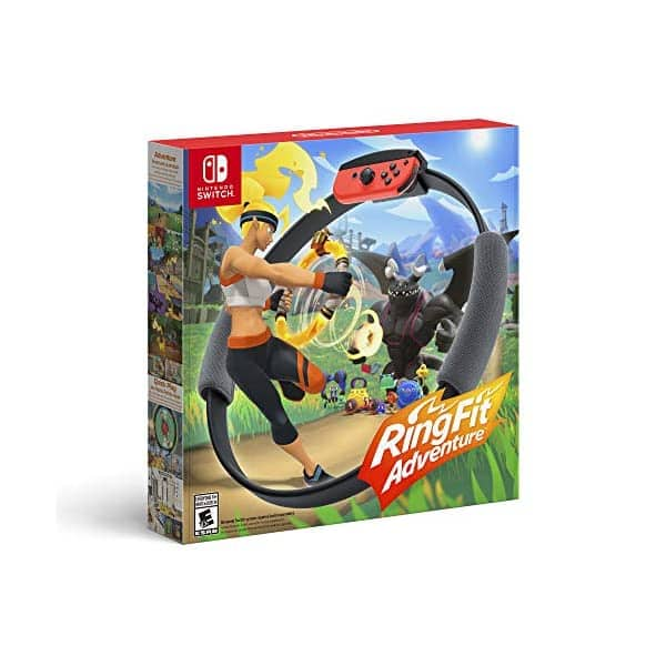 Ring Fit Adventure - Nintendo Switch $79.99