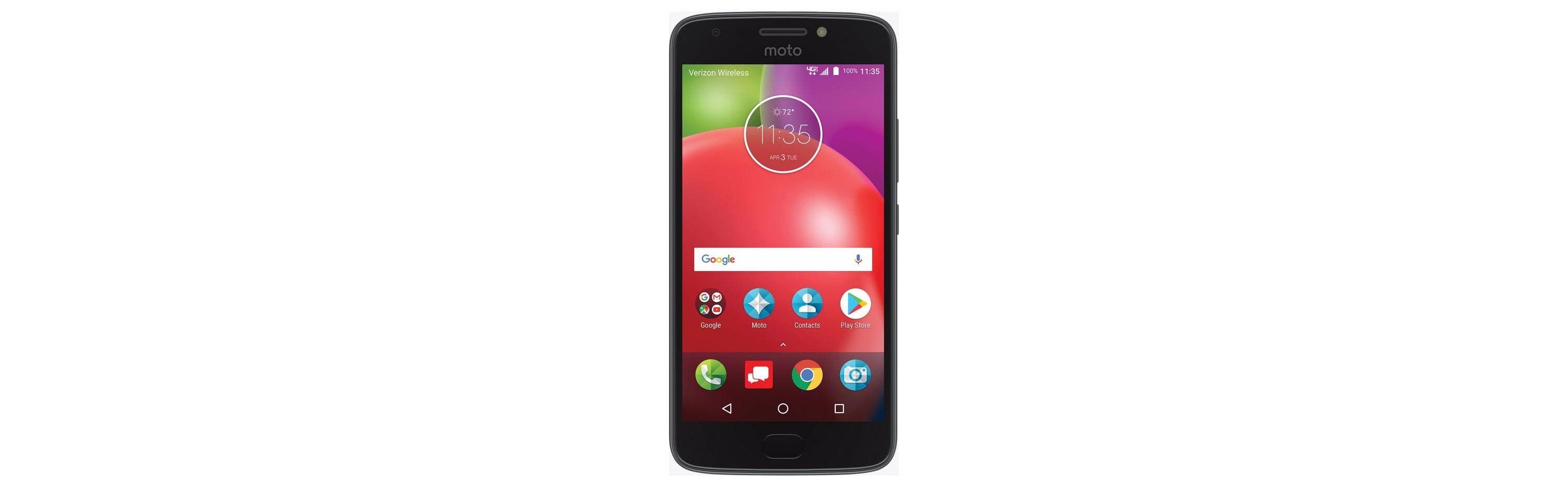 Verizon Moto E4 and E4 Plus at Target for $39.99 / $99.99 (Or E4 $39.88 at Walmart)