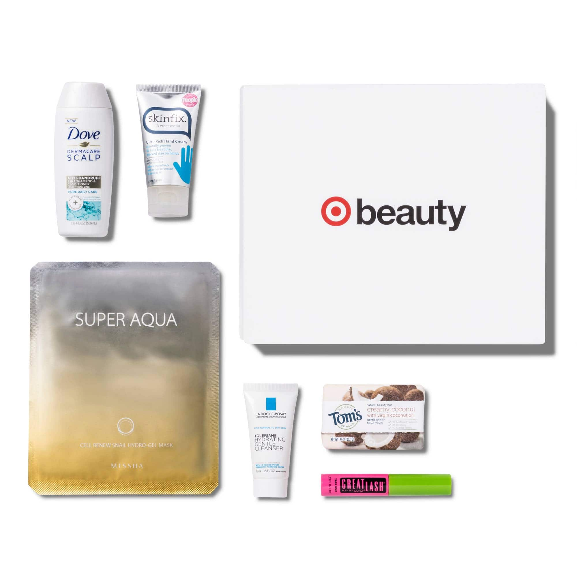 Target November Beauty Box $7