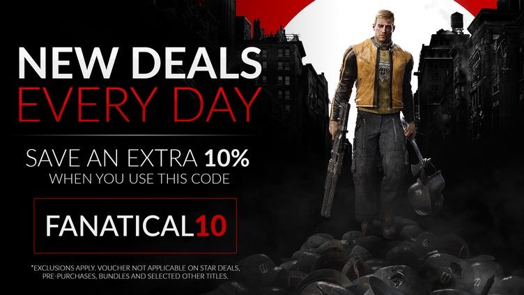 10% off PC Games PCDD @ Fanatical AC