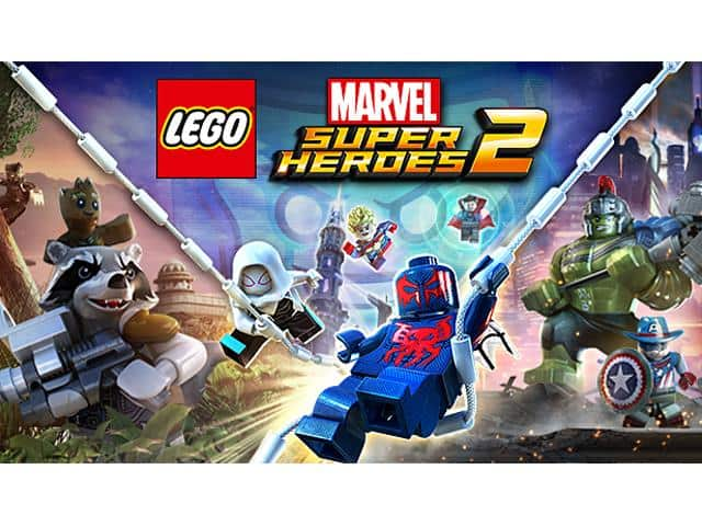 Lego Marvel Super Heroes 2 (PCDD) $29.99 @ Newegg AC