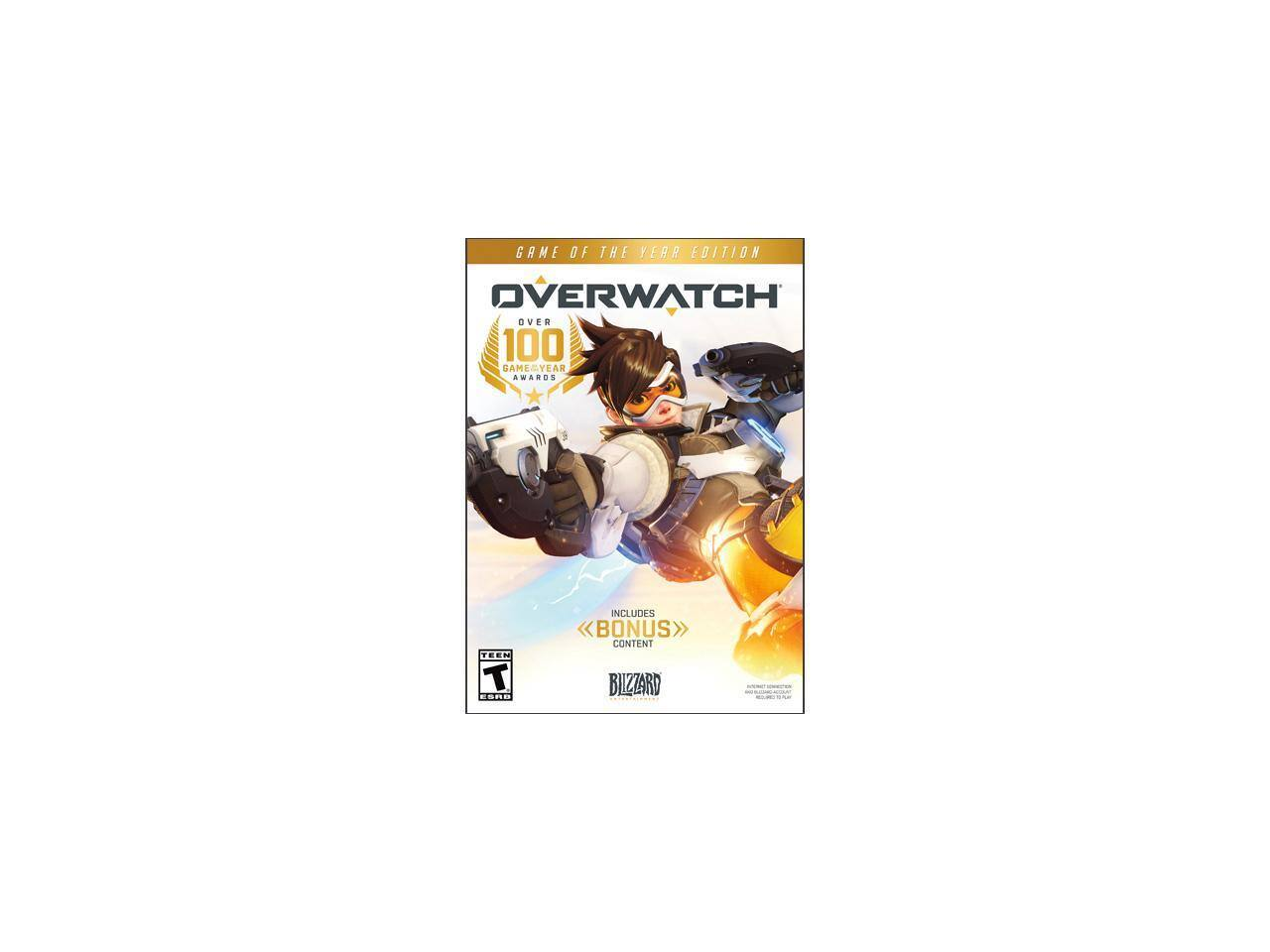 Overwatch: Game of the Year Edition (PS4, Xbox One or PC)  $28 @ Newegg