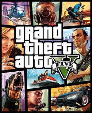 Grand Theft Auto V + Great White Shark Card [Online Game Code] (PC Version) $33