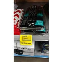 Logitech Harmony 350 universal remote. from $  9. Walmart instore clearance YMMV