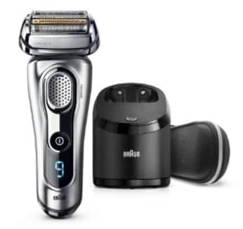 Braun Series 9 9290cc Wet and Dry Razor with Clean & Charge Station - $149.97 after $50 MIR