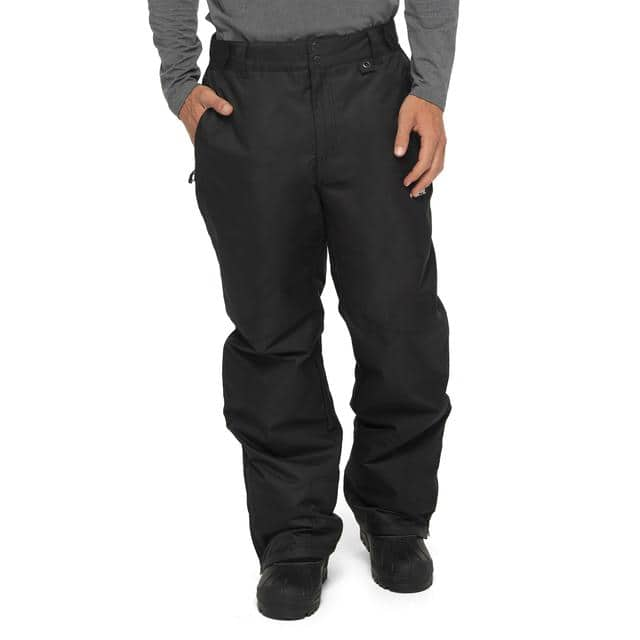 "Amazon - Arctix Mens Essential Snow Pants - 4x large/ 32"" inseam - $7.39"