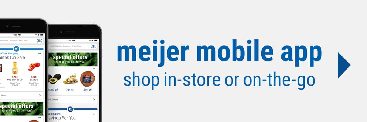 Meijer via Mperks - Save $15 off of your Total Purchase of $75 or More (Excludes Clearance) - YMMV