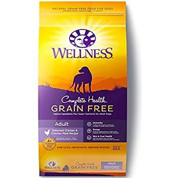 Amazon - $13.75 coupon for certain wellness items (dry dog food only?) YMMV