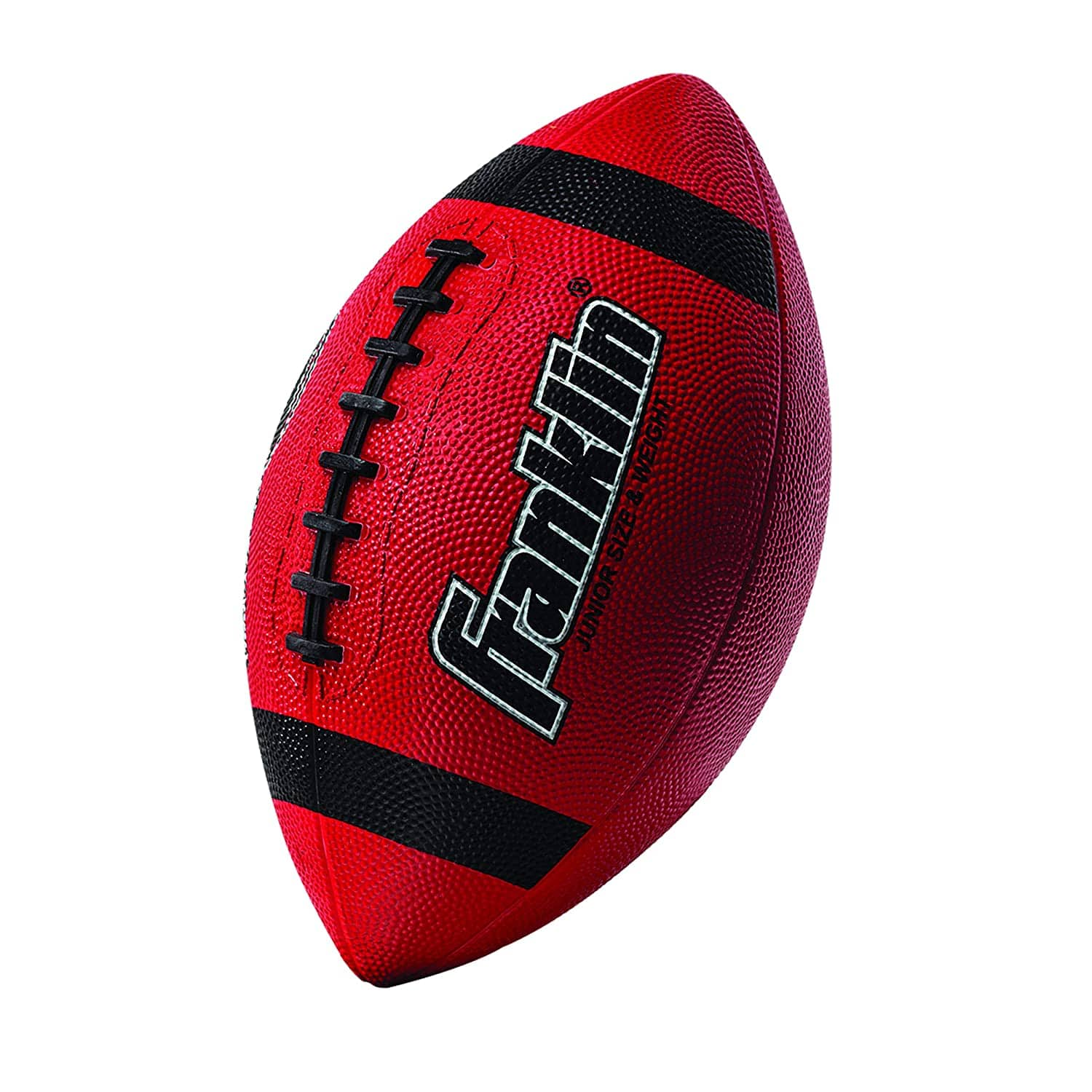 Amazon - Franklin Sports Grip-Rite 100 Rubber Junior Football - $4.88