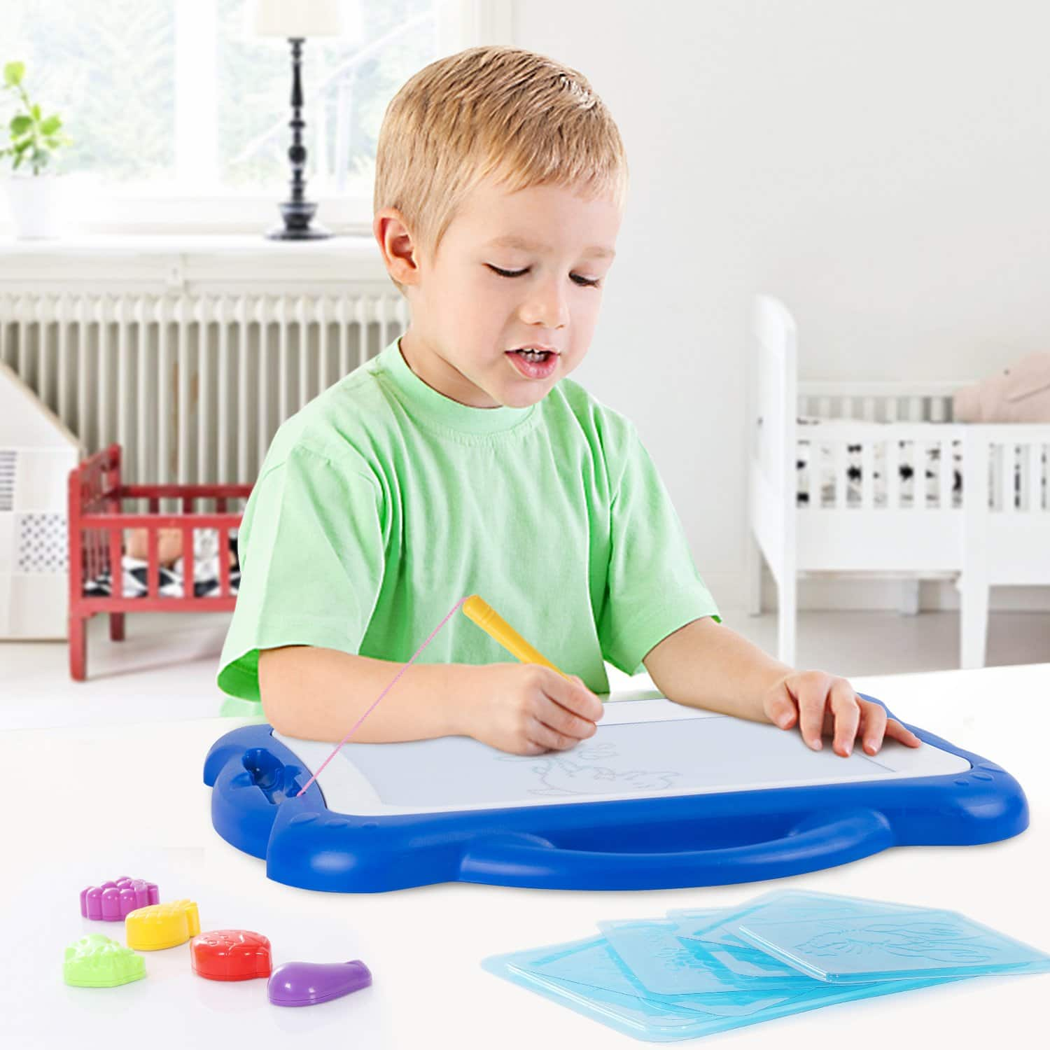 Magnetic Drawing Board Toy for Kids $12.99 Amazon Prime