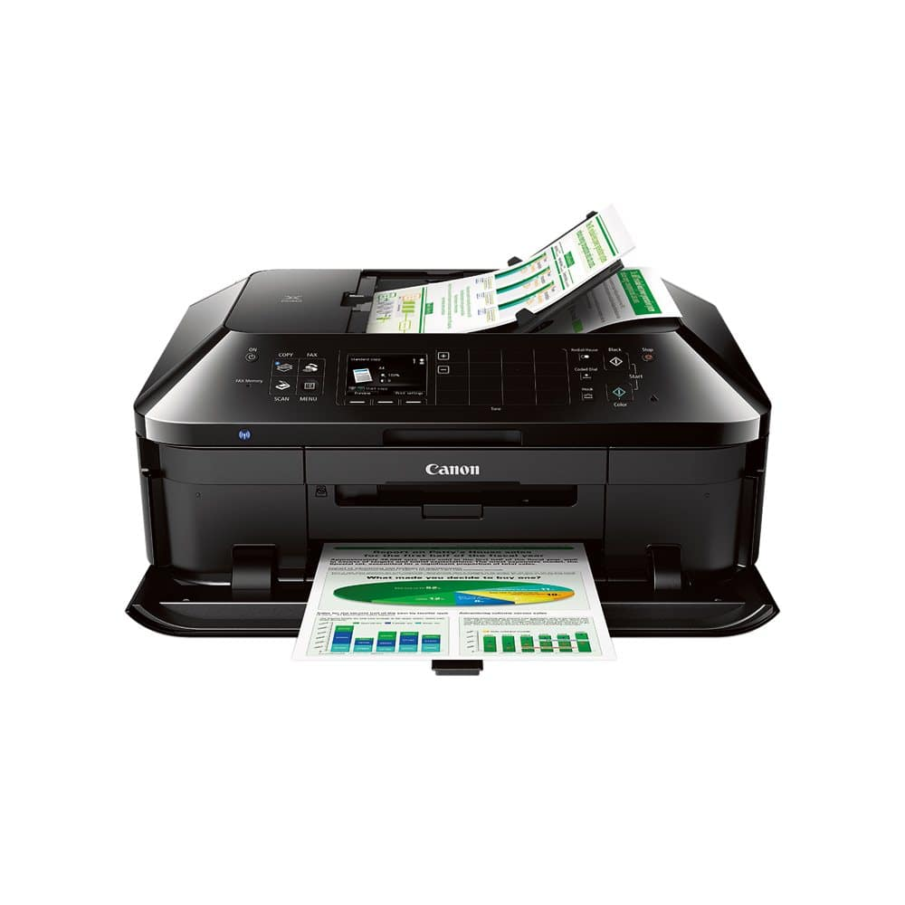 Canon PIXMA MX922 Wireless Inkjet Office All-in-One at $39.99