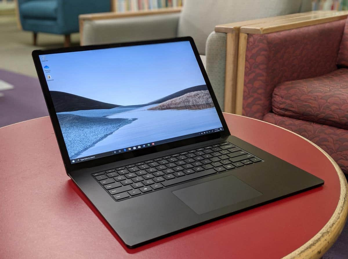 Microsoft Surface Laptop 3 $950 after discount