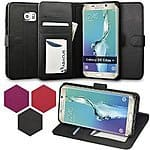Abacus24-7 S6 Edge+ Wallet Case $4.99 with freeshipping