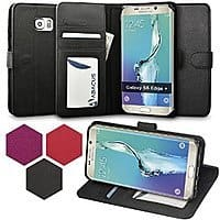 Amazon Deal: Abacus24-7 S6 Edge+ Wallet Case $4.99 with freeshipping