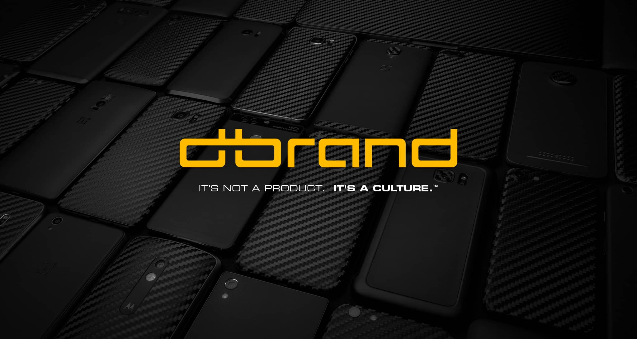 Dbrand (Everything on the website today is 25% off)
