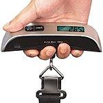 110lb. Digital Portable Luggage Scale w/ LCD Display - $8 + Free Shipping