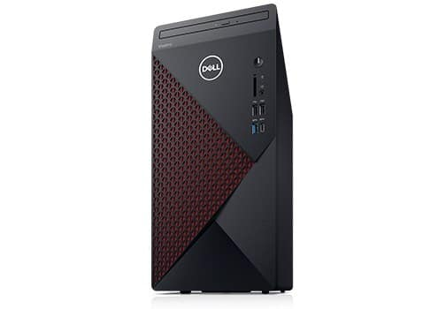 Dell Vostro 5880 Desktop: Intel Core i7-10700, 8GB DDR4 (Expandable to 64GB), 256GB NVMe SSD, Windows 10 PRO, 12 months McAfee SBS, 460W PSU @dell.com $699
