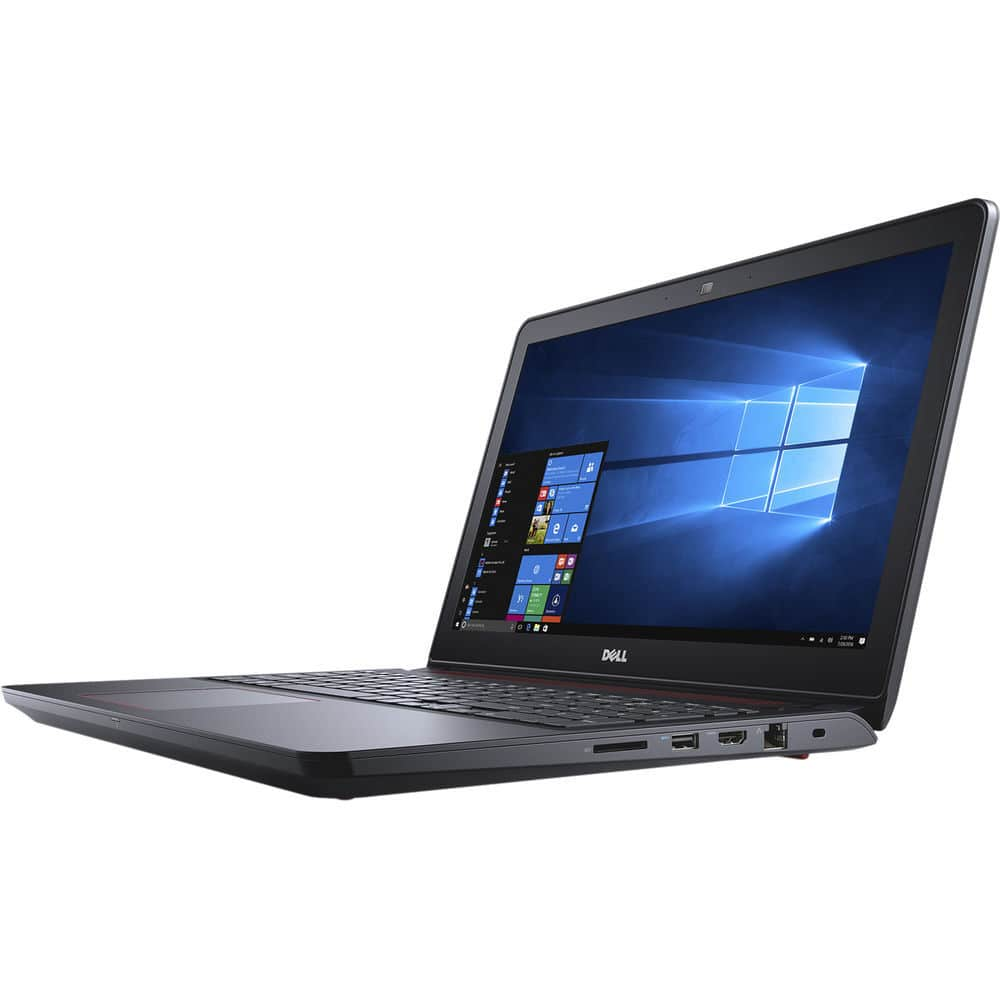 "Dell Inspiron 15.6"" i5-7300HQ 8GB, GTX 1050 Gaming Laptop $609.99"