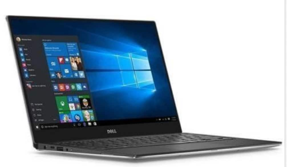 Dell XPS 13 9360 Laptop (Refurb): i7-8550U, 8GB DDR3, 256GB SSD $800 + Free Shipping