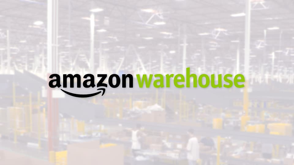 Amazon Warehouse Deals: Select Electronics Used & Open Box Items 20% OFF